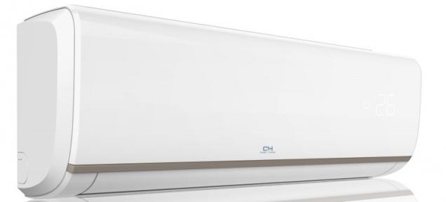 Инверторный кондиционер с тепловым насосом C&H CH-S12FTXN-E