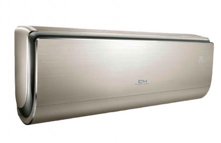 Инверторный кондиционер с тепловым насосом C&H CH-S12FTXHV-B WiFi